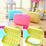 #9: Perfect Travel Soap Box Case Holder (Set of 1 Pc) - Assorted colors Perfect Pricee ™