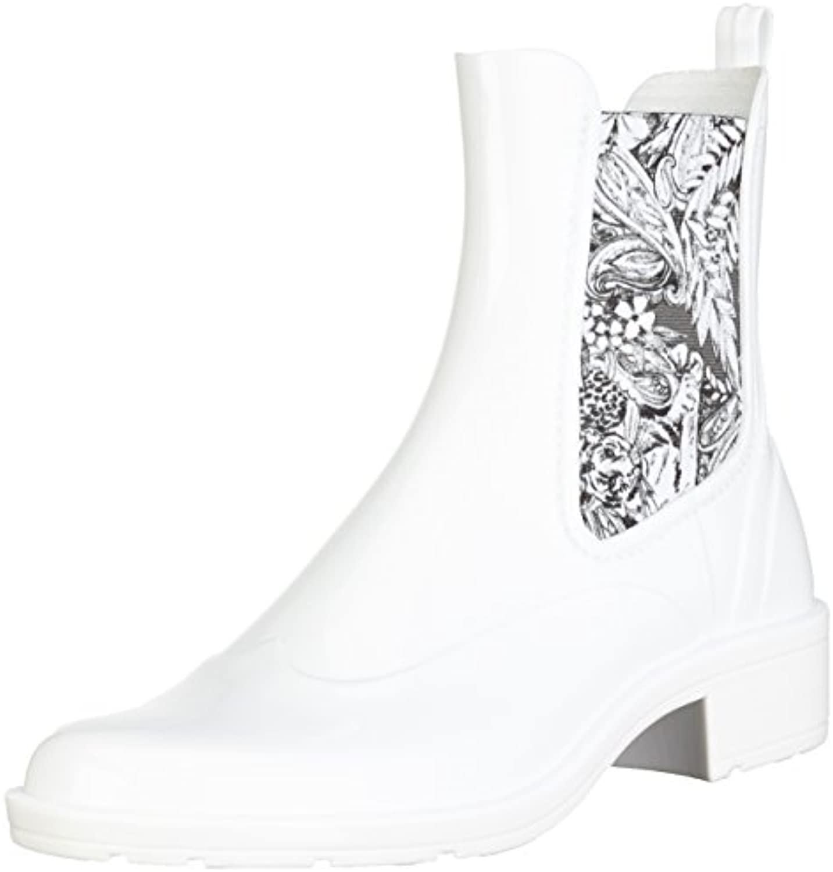 Desigual Ankle Rain Boot Pasley, Botas de Lluvia para Mujer