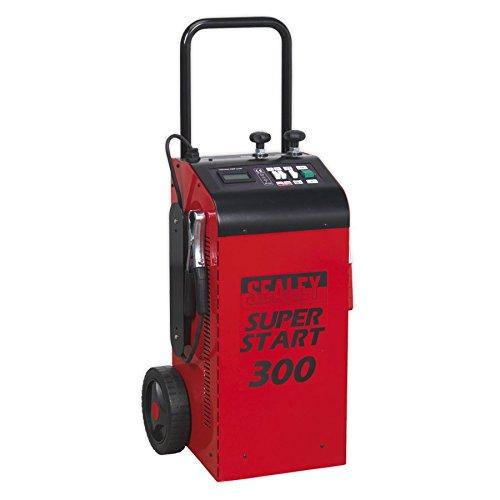 Sealey starter/caricabatterie 12/24V, multicolore, SUPERSTART300, 0V
