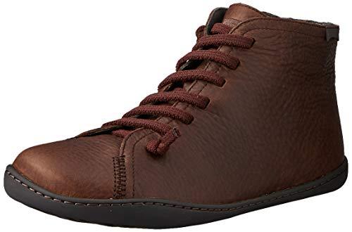 Camper Peu, Zapatillas Altas para Hombre, Marrón (Dark Brown 200), 42 EU