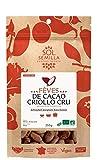 Semi di Cacao Bio, Fave Di Cacao Crudo, Semi di Cacao Crudi - Criollo Variety (coltivato dagli Aztechi)   250g   Sol Semilla