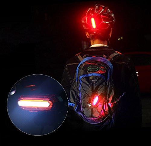 Zoom IMG-3 tedgem super luminoso rosso led