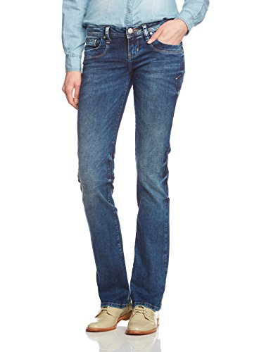 LTB Jeans Damen Boot-Cut Jeans Valerie, Gr. W34/L30 (Herstellergröße: 34), Blau (Blue Lapis Wash 3923)