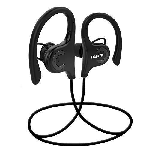 Cuffie Bluetooth, lobkin S2 impermeabile IPX5 Wireless...