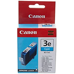 Canon BCI 3EC - Ink tank - 1 x cyan - 340 pages