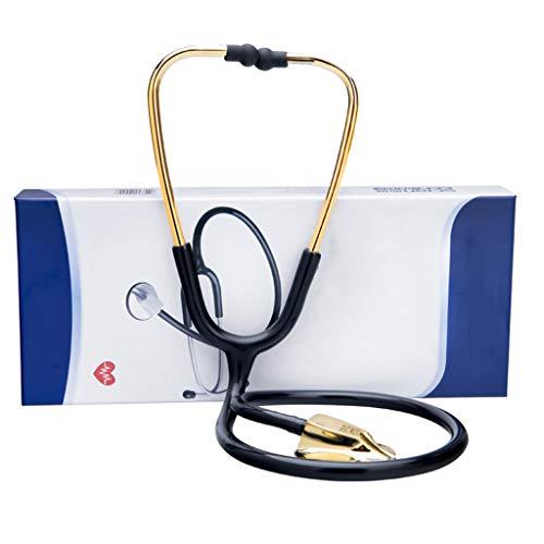 Alloeliey Estetoscopio fetal, Estetoscopio médico, Escucha Profesional Corazón fetal Niños pediátricos...