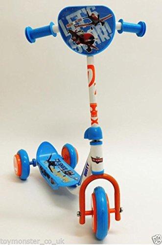 Disney Planes Monopattino 3Ruote per Bambini tr-scooter 18mesi +