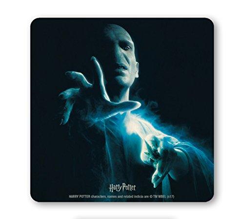 Film-Harry-Potter-Lord-Voldemort-Coaster-Drink-Mat-coloured-original-licensed-product-LOGOSHIRT