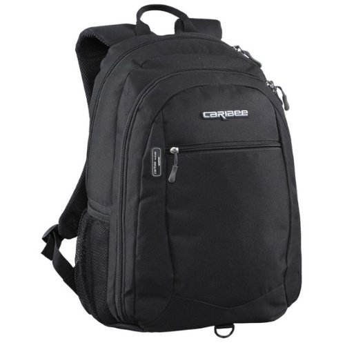 caribee-data-pack-zaino-per-portatile-30l-con-scomparto-per-laptop-da-154-nero
