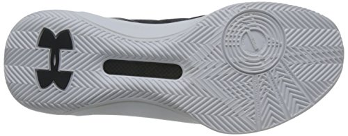 White SCARPE UOMO 3 ARMOUR White Black UNDER BASKET curry ua 8XOwq