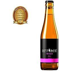Cerveza Artesanal ARRIACA TRIGO (24 botellas x 33cl)