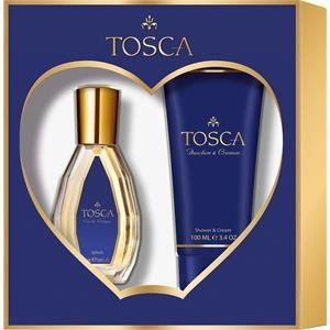 Tosca Damendüfte Tosca Geschenkset Eau de Cologne Splash 25 ml + Shower & Cream 100 ml 1 Stk. (Eau De Cologne Splash)