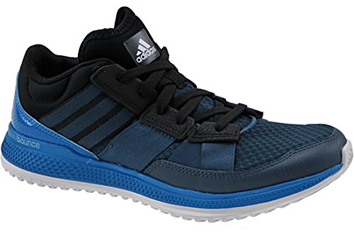 Adidas Bounce formatori, Navy / blu / bianco Blu marino
