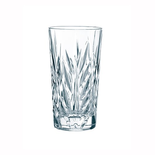 Spiegelau & Nachtmann, 4-teiliges Longdrink-Set, Imperial, Bleikristall, 380 ml, 93429