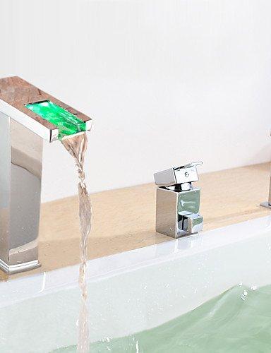 kissrainr-vasca-da-bagno-rubinetto-contemporanea-led-cascata-sidespray-ottone-chrome