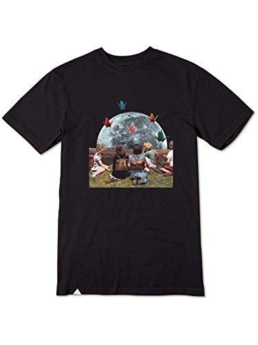 Altamont Herren T-Shirt Paper Crane Viewing T-Shirt -