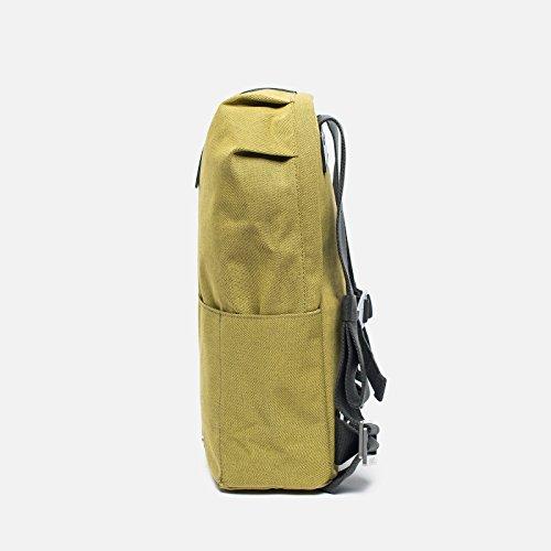 Brooks Dalston Knapsack Small 12L - Tagesrucksack Limette/Schwarz