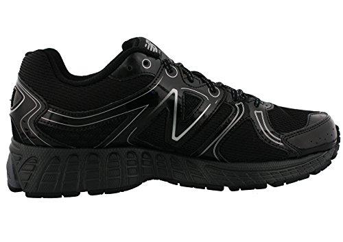 New Balance Mens M580BS4 Black/Silver