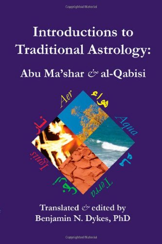 Introductions to Traditional Astrology por Abu Ma'shar