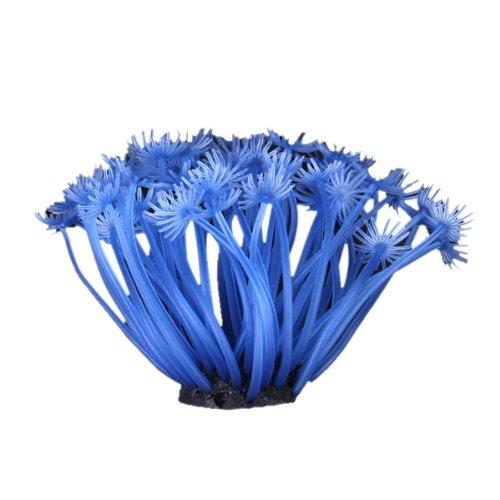 Sh188 Künstliche Gefälschte Koralle Für Aquarium Dekor Blue