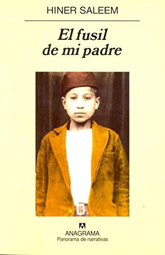 Portada del libro El fusil de mi padre (Panorama de narrativas)