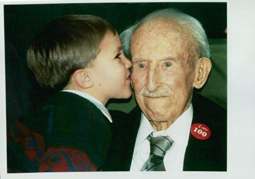 Baronet Bar (Fotomax Vintage Photo of Sir Philip Christison with Great Grandson Freddie riddley.)