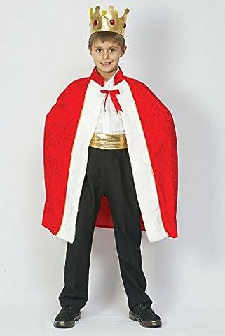Roi Costume De Déguisement Pour Enfants - Déguisement Enfant Garçon Costume Roi 3 -