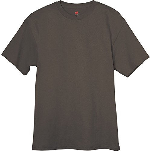 Hanes ComfortBlend EcoSmart Crewneck Mens T-Shirt Rauchgrau