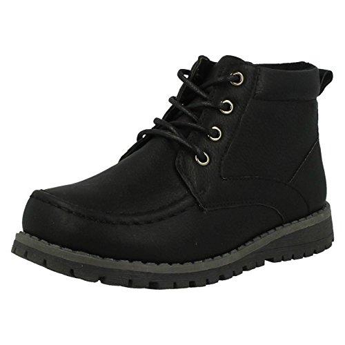 Jovem Ankle Boot Estilo Jcdees Preto 040