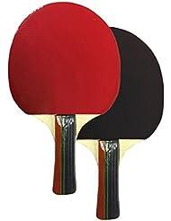 Raqueta ping pong individual 5estrellas High Power