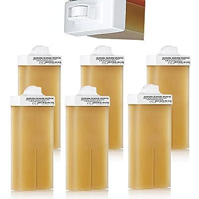 Kosmetex Wachspatrone Honig Enthaarungswachs