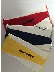 Brunswick BRU860309-BLUE-XXL - Funda para zapatos de bolos (talla XXL), color azul