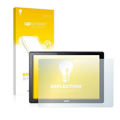 upscreen Matt Schutzfolie für Acer Switch Alpha 12 - Entspiegelt, Anti-Reflex, Anti-Fingerprint