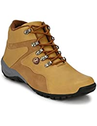 Imcolus Synthetic Leather Partywear Designer Branded Layasa Casual Shoes For Men And Boys Beige Color