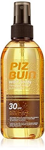 PIZ BUIN Wet Skin Spray LSF 30 / Wasserfestes, transparentes