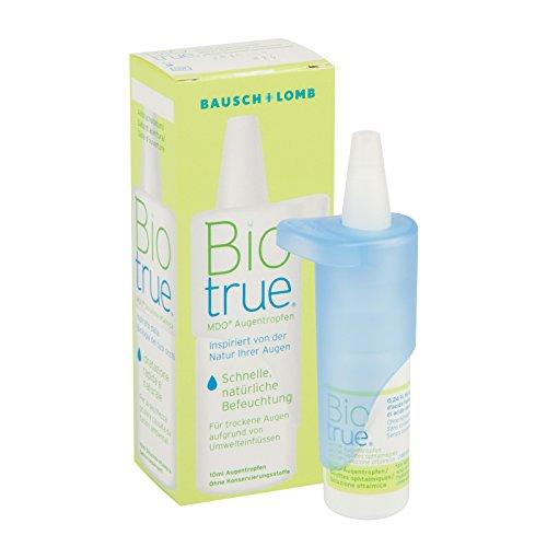 Bausch & Lomb Biotrue Augentropfen MDO, 1er Pack (1 x 10 ml)