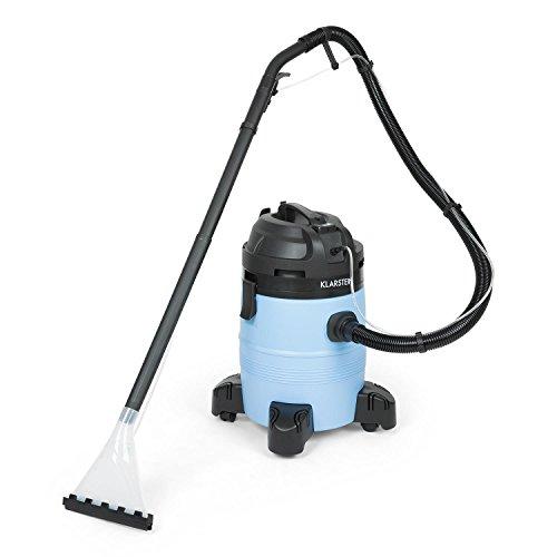 Klarstein reinraum 2g aspirateur industriel sec/humide aspirateur Aspire liquides (1250W, stable réservoir de 20litres, Extinction automatique)