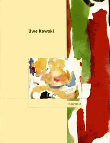 Aquarelle (Livre en allemand) par Uwe Kowski