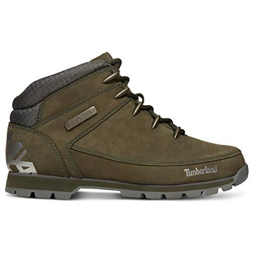 Timberland Men   s VJ46TIMBER522 Boots Green Size  11 5 UK