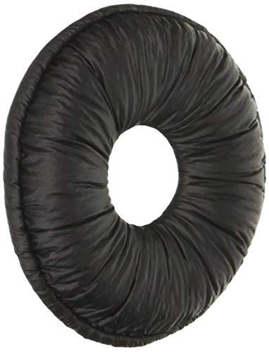 Jabra King Size Ersatz-Kunstleder-Ohrkissen für GN2000 und Biz 1900 und Biz 1500 Headsets, Packung mit 10 Stück, schwarz Gn Netcom Ear Cushion