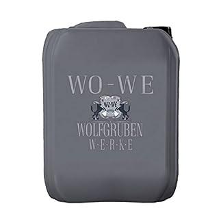 10L Ätzlösung Betonreiniger (WO-WE) W800 als Untergrundvorbereitung für Bodenfarbe W700 und Epoxidharz W701/ keine Grundierung sondern W800 ermöglicht durch Anrauhung im Mikrobereich gute Anhaftung