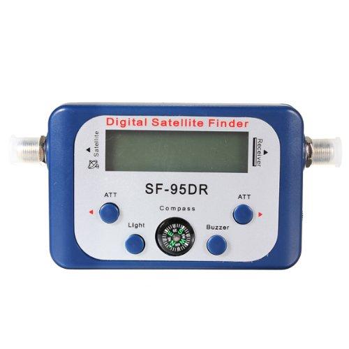 Preisvergleich Produktbild SF-95DR Digital Satellite Signal Meter Finder Network Directv