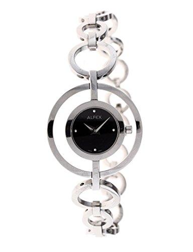 Alfex reloj suizo de mujer en acero 5542/002
