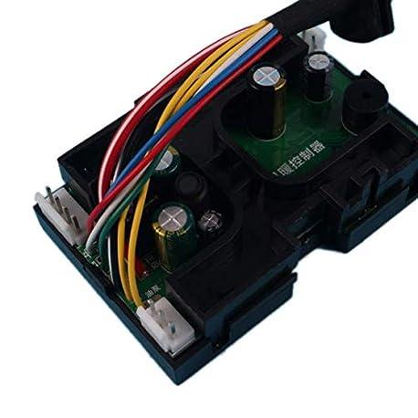 Casavidas Accesorios del Calentador de estacionamiento del Tablero de Control del Tablero Principal del Calentador del Coche de