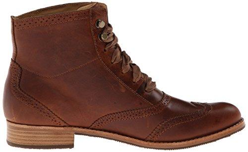 Sebago Women's Claremont Chukka Boot, Cognac Leather, 10 M US Cognac Leather