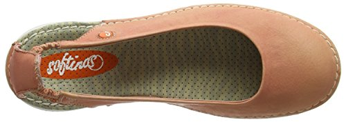 Softinos Tor384sof, Ballerines femme Pink (Salmon)