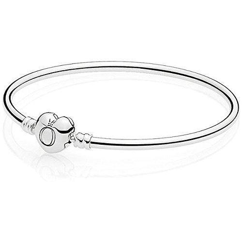 Pandora bangle donna argento - 596268-19