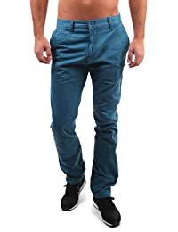 "Redbridge by Cipo & Baxx Chino Hose ""RB-201"" oil green"
