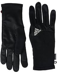 adidas Herren Running Climawarm Handschuhe, Schwarz