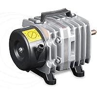 Laurelmartina Bomba de oxígeno electromágnetica del compresor de Aire de la Bomba de Aire del Acuario 220V 38L / Min